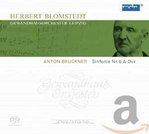 ブルックナー:交響曲第6番イ長調(SACDハイフ゛リット゛)