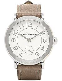 [マークジェイコブス] 時計 MARC JACOBS MJ1468 RILEY ライリー レディース腕時計ウォッチ シルバー/グレー [並行輸入品]