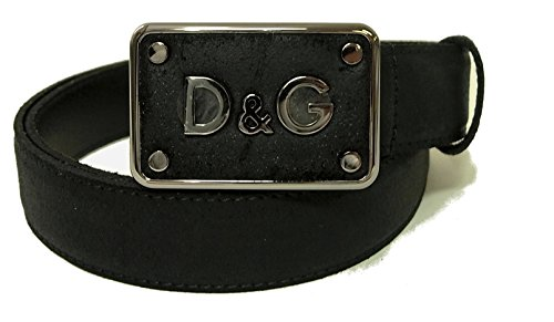 (ドルチェ&ガッバーナ) DOLCE&GABBANAベルト メンズ レザー BC3529 A1217 80999 DG-1226 [並行輸入品]