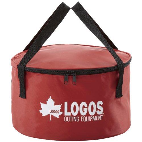 ロゴス(LOGOS) SL ダッチオーブン 10inch シーズニング不要 収納バッグ付き IH対応