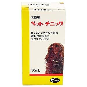 ペットチニック 犬猫用 30mL
