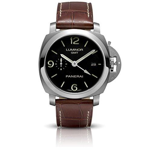 [パネライ] PANERAI 腕時計 ルミノール1950 3デイズGMT PAM00320 メンズ [並行輸入品]