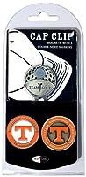 Team Golf 23247 Tennessee Volunteers Golf Ball Marker Hat Clip