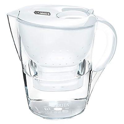 BRITA fill&enjoy Marella XL Water Filter Jug 3.5L with 4 x MAXTRA+ Filters