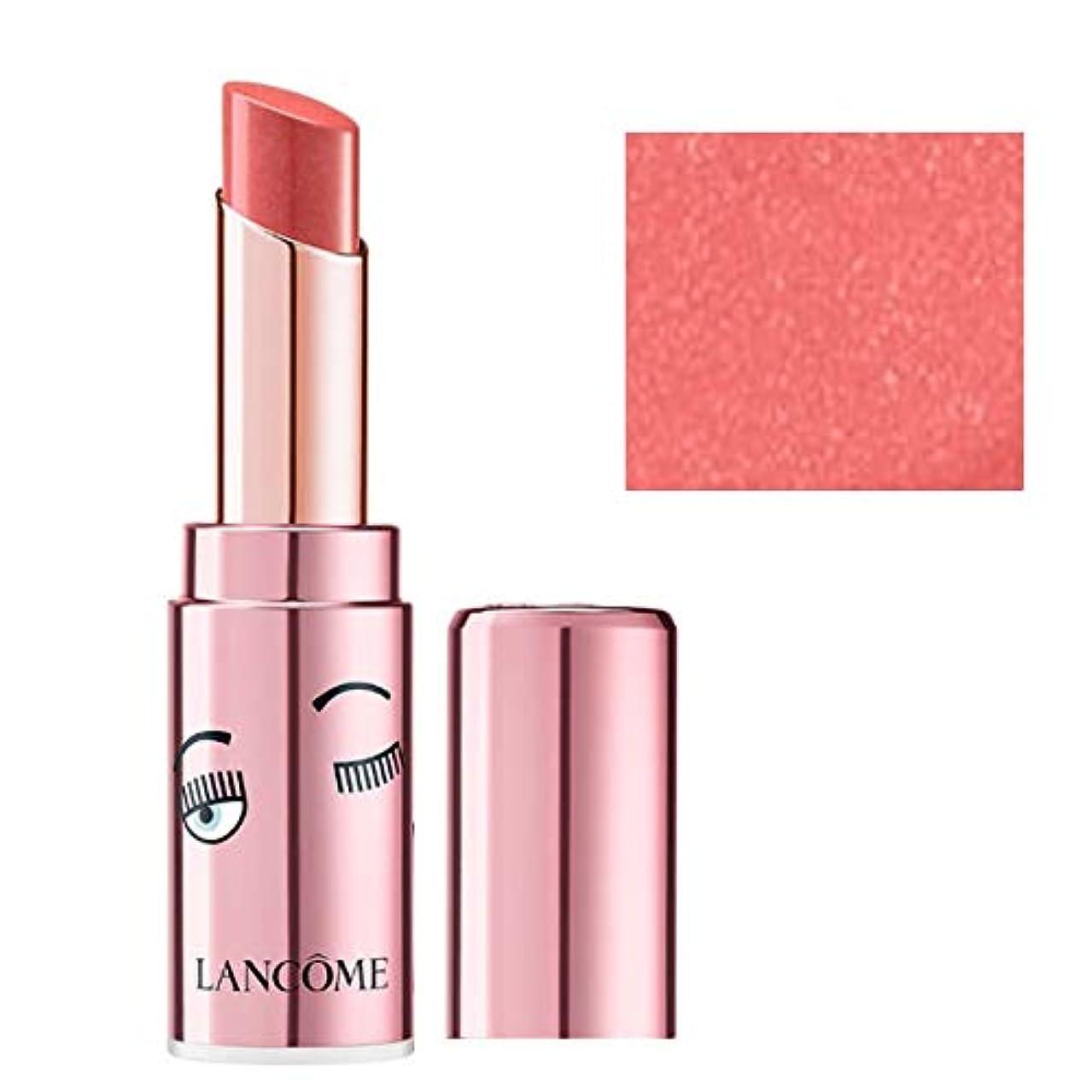 無視中国マットランコム(LANCOME), 限定版 limited-edition, x Chiara Ferragni L'Absolu Mademoiselle Shine Balm Lipstick - Kinda Flirty...