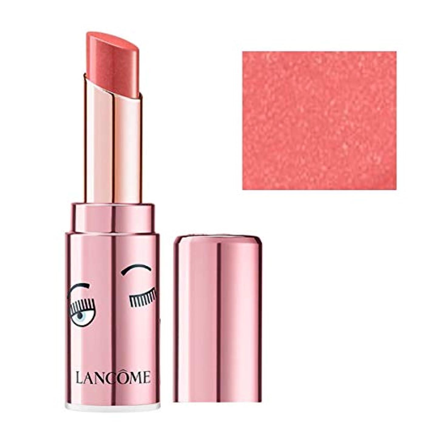 枯渇するあさり種をまくランコム(LANCOME), 限定版 limited-edition, x Chiara Ferragni L'Absolu Mademoiselle Shine Balm Lipstick - Kinda Flirty...