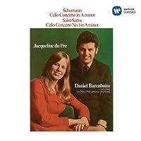 Schumann & Saint-Seans: Cello Concert by Jacqueline Du Pre (2014-07-16)