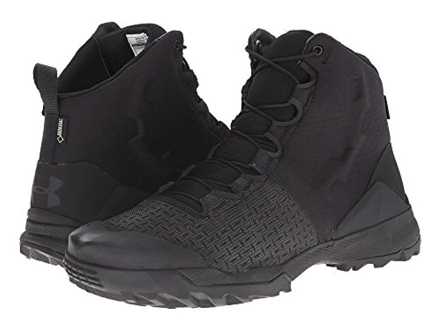 ハイライトトランペット誇張する(アンダーアーマー) UNDER ARMOUR メンズブーツ?靴 UA Infil GTX Black/Black/Black 11 (29cm) D - Medium