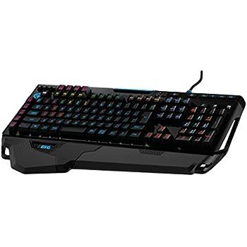 【最大25%の高速キー入力を実現】 Logicool ロジクール RGB メカニカル ゲーミング キーボード G910