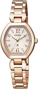 [シチズン]CITIZEN 腕時計 xC クロスシー Eco-Drive エコ・ドライブ 電波時計 ES8052-55A レディース