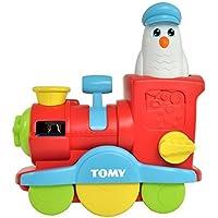 TOMY Bath Bubble Train Blast Toy [並行輸入品]