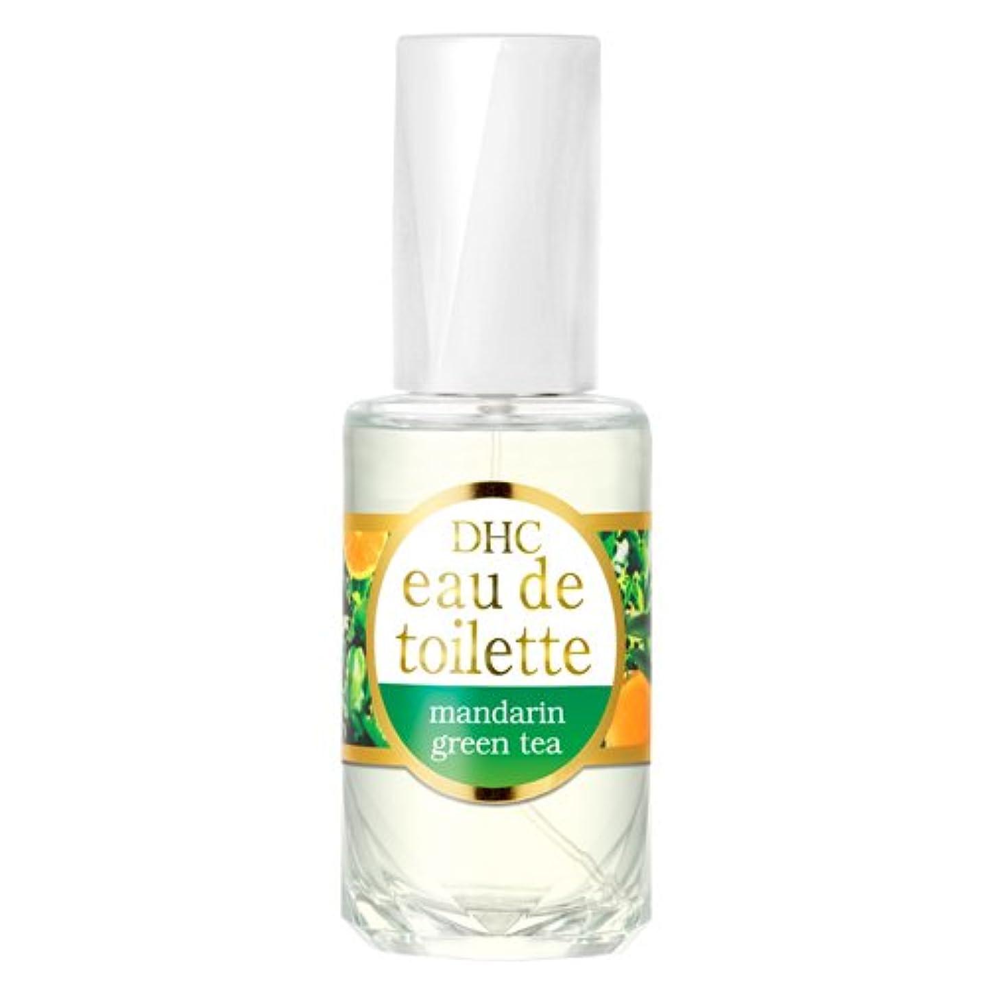 。電化するツーリストDHCオードトワレ マンダリングリーンティー(シトラスフローラルの香り)