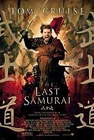 映画ポスター ラストサムライ THE LAST SAMURAI トムクルーズ US版 両面印刷 ds1 [並行輸入品]