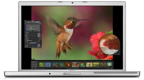 "Apple MacBook Pro 15""/2.5GHz Core 2 Duo/2G/250G/8xSuperDrive DL/Gigabit/BT/DVI MB134J/Aの詳細を見る"
