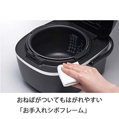 タイガー『土鍋圧力IH炊飯ジャー〈炊きたて〉JPJ-A060』