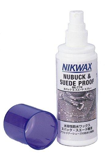 ニクワックス(NIKWAX) ヌバック&スエード スプレー 【撥水剤】 EBE772