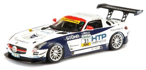 ★【シュコー】(1/43)メルセデス・ベンツ SLS AMG GT3 #31 HEICO MOTORSPORT Holze(450882200)