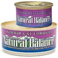 ナチュラルバランスウルトラプレミアムキャット缶フード インドアキャット ヘアボール対応 3オンス(85g)1ケース(36缶)+ねこちゃん用おやつプレゼント!