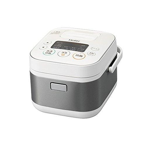 ハイアール マイコンジャー炊飯器(3合炊き) ホワイトHaier Joy Series JJ-M31A-W