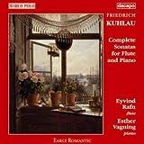 Kuhlau: Complete Sonatas for Flute & Piano (2006-08-01)
