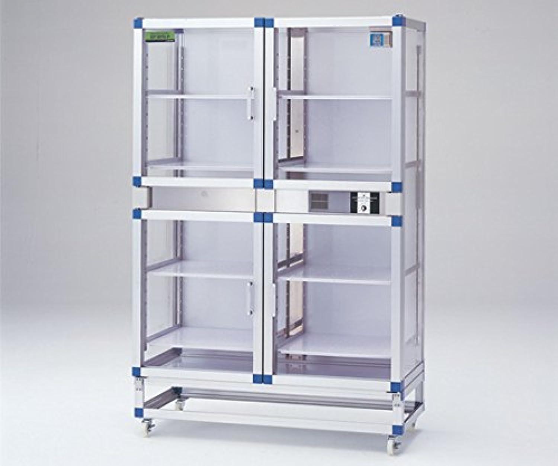 アズワン1-5503-43オートドライデシケーターFN1152×524×1770mm強化プラスチック棚板