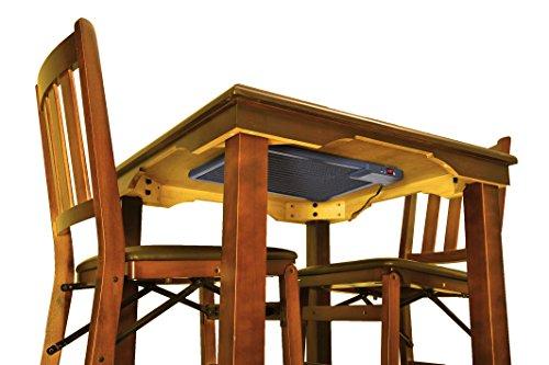 クレオ工業テーブルヒーター3時間タイマー付NH2471