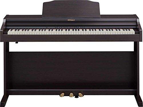 ローランド電子ピアノ(クラシックローズウッド調仕上げ)RolandPianoDigitalRP501R-CRS