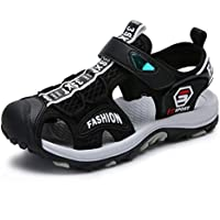 SAGUARO Boys Girls Breathable Athletic Sandals