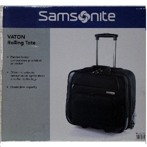 Samsonite mobile Office Rolling Tote サムソナイト ローリングト...