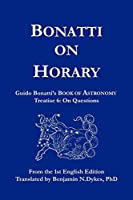 Bonatti on Horary