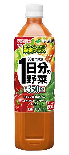1日分の野菜 900g×12本 PET
