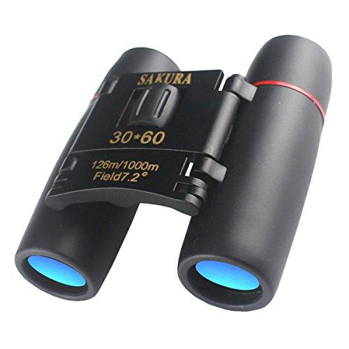 FindNew 双眼鏡 10倍高倍率 小型 コンパクト 軽量...