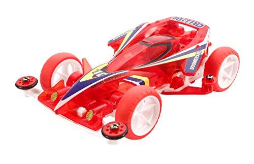 タミヤ ミニ四駆特別企画商品 スーパーミニ四駆 アストロブーメラン クリヤーレッドスペシャル (スーパー1シャーシ) 95274