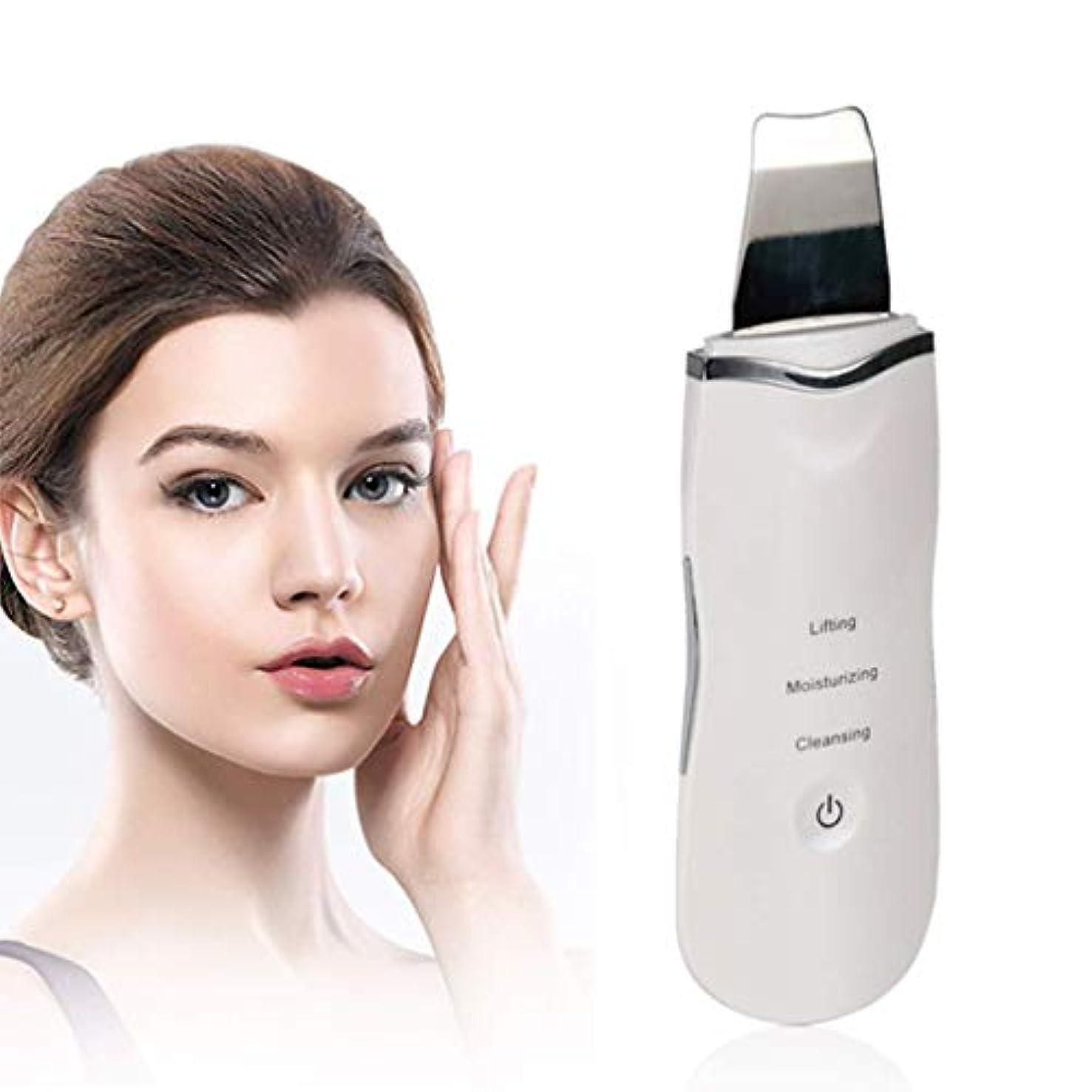 若さ二度虚栄心美顔術の皮のスクラブの気孔の洗剤の剥離の美装置、にきびの取り外しの美Lnstrument USBの充満
