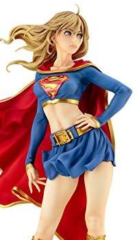 DC COMICS美少女 DC UNIVERSE スーパーガール リターンズ 1/7 PVC製 塗装済み完成品フィギュア