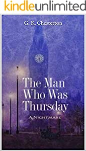 The Man Who Was Thursday A Nightmare (English Edition)