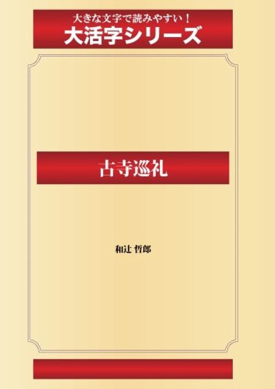 土地エンターテインメント危険な古寺巡礼(ゴマブックス大活字シリーズ)