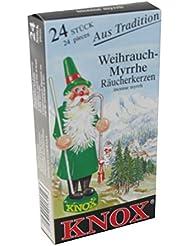 Knox ドイツ製円錐香 ブラック 69 013120