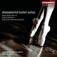 """Ballet Suite No. 3 (Arr. Lev Atovmyan): III. Dance from """"The Limpid St"""
