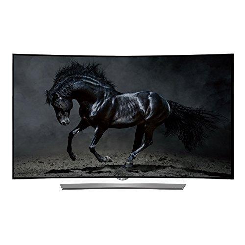 LG 65V型 4K有機ELテレビ 曲面型 外付けHDD録画対応(裏録対応) HDR対応 OLED 65EG9600