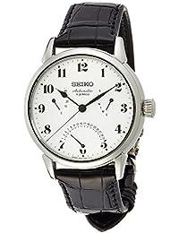 [プレサージュ]PRESAGE 腕時計 琺瑯ダイヤル メカニカル 自動巻(手巻つき) カーブサファイアガラス 日常生活用強化防水(10気圧) SARD007 メンズ