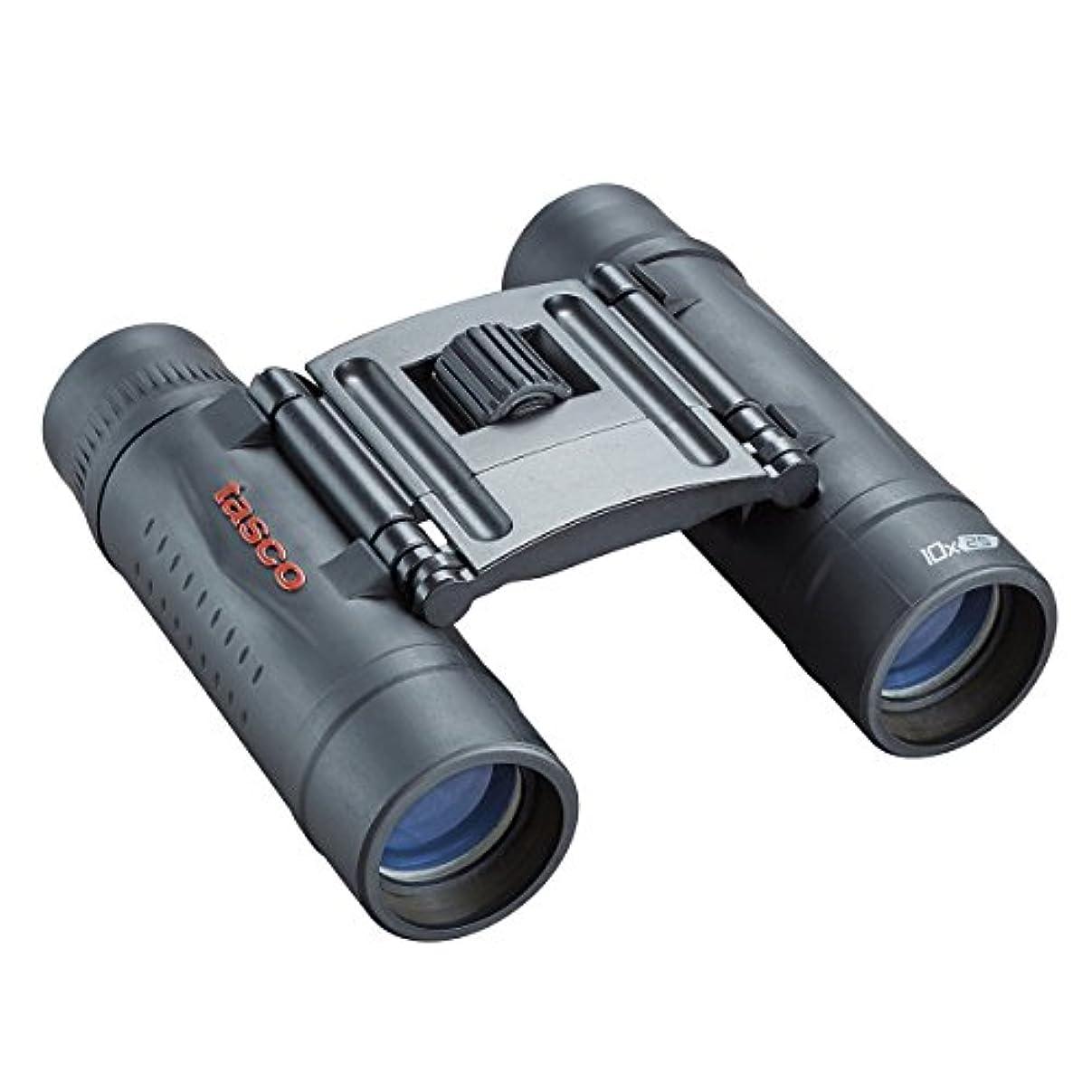 テント調和のとれた定期的にTASCO(タスコ) ESSENTIALS R-Bino 10×25 双眼鏡 コンパクトタイプ