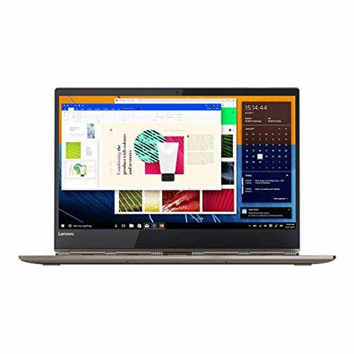 Lenovo YOGA 920:Core i7プロセッサー搭載モデル(13.9型 Ultra HD/16GBメモリー/512GB SSD/Officeなし/ブロンズ)【レノボノートパソコン】【受注生産モデル】 80Y7000HJP