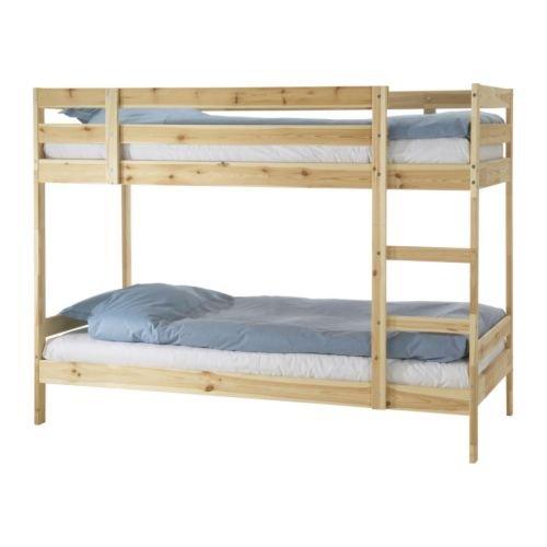 IKEA(イケア) MYDAL 40164122 2段ベッドフレーム, パイン材