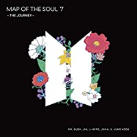 MAP OF THE SOUL : 7 ~ THE JOURNEY ~(通常盤・初回プレス)