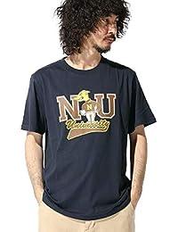 ナノ・ユニバース(nano・universe) :オーガニックカレッジTシャツ 4