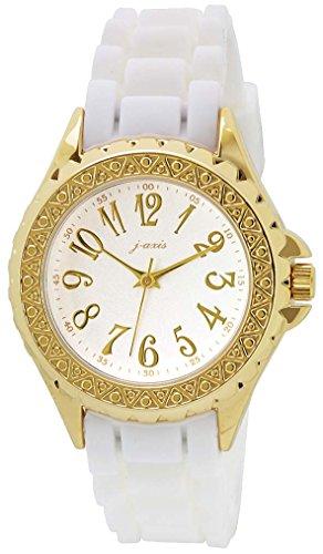 [ジェイ・アクシス]j-axis 腕時計 ファッション AL1306-GW レディース