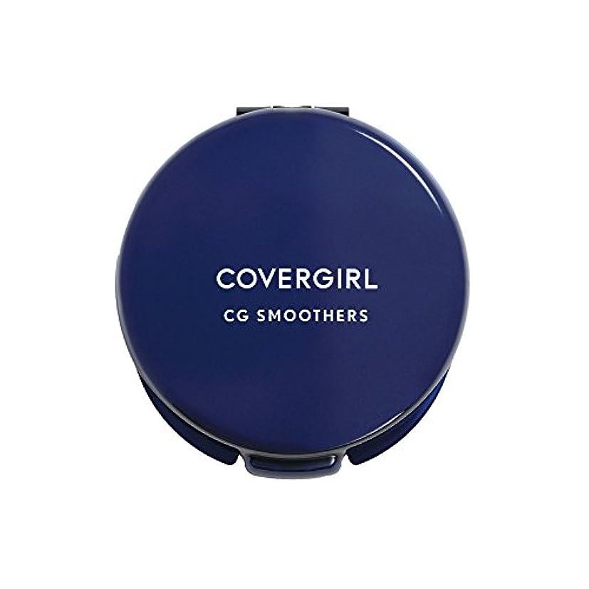 バインドリクルート家族CoverGirl Smoothers Pressed Powder Foundation Translucent, Light(N)710, 0.32 Ounce Package by CoverGirl