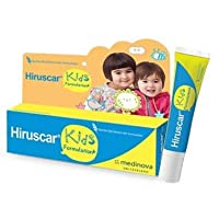Hiruscar Kids Gentle Oatmeal Skin Formulation Gel 10 g