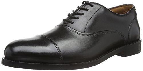 [クラークス] レースアップシューズ メンズ コリングボス Mens Coling Boss(SS17) Black Leather(ブラックレザー/8)